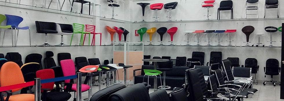 Muebles y sillas de oficina per for Muebles de oficina peru