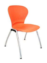 SILLA ATLANTA COLOR NARANJA